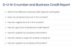 duns business credit builder