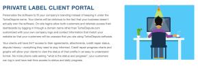credit repair client portal
